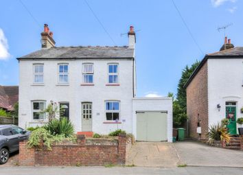 Thumbnail 3 bed cottage to rent in Lower Luton Road, Harpenden, Hertfordshire