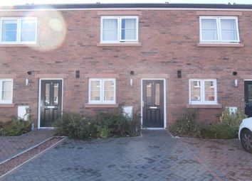 Thumbnail 2 bed terraced house to rent in Greenwood Court, Carlisle