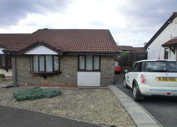 Thumbnail 2 bed bungalow to rent in Ffordd Llyffant, Birchgrove, Swansea.