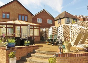 Thumbnail 3 bed detached house for sale in Hazel Drive, Wingerworth, Chesterfield