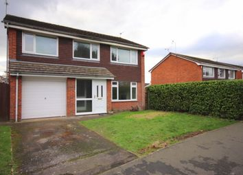 Thumbnail 4 bed detached house to rent in Windsor Road, Wistaston, Crewe
