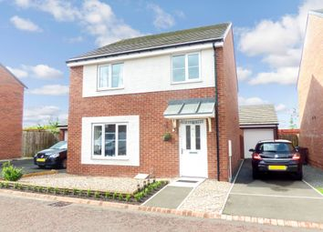Thumbnail 4 bed detached house to rent in Miller Close, Newcastle Upon Tyne