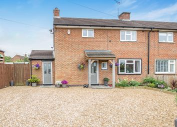 Thumbnail 3 bed semi-detached house for sale in The Drive, Scraptoft, Leicester