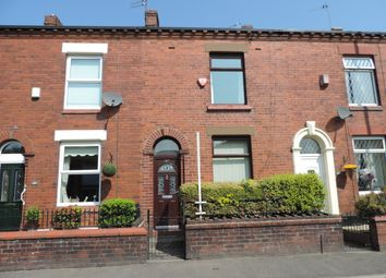 Thumbnail 2 bed terraced house for sale in Middleton Road, Royton, Oldham