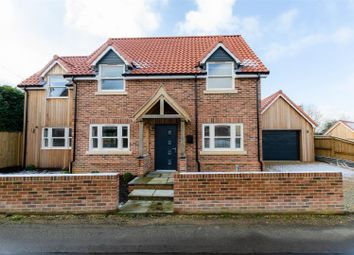 Thumbnail 4 bed property for sale in Carvers Lane, Attleborough