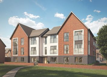 "Thumbnail 1 bed flat for sale in ""One Bedroom Apartment"" at Crick Road, Hillmorton, Rugby"