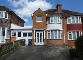 Thumbnail 3 bedroom semi-detached house for sale in Sunnymead Road, Yardley, Birmingham