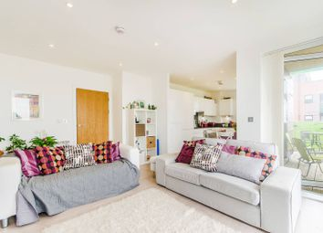 Thumbnail 2 bed flat to rent in Matthews Close, Wembley Park