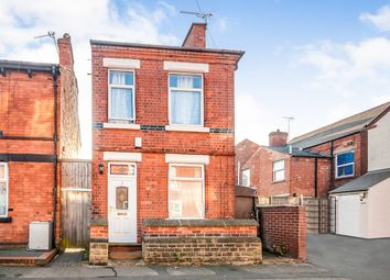 Thumbnail 3 bed detached house for sale in Leonard Street, Nottingham