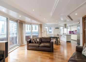 Thumbnail 3 bed flat to rent in Praed Street, London