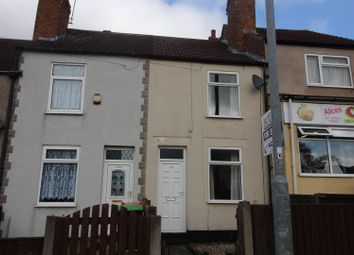 Thumbnail 2 bedroom terraced house for sale in Sutton Road, Huthwaite, Sutton-In-Ashfield