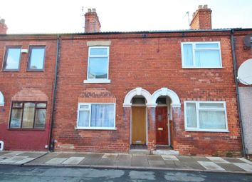 Thumbnail 2 bed terraced house for sale in Percy Street, Goole