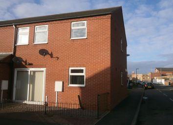 Thumbnail 2 bed flat for sale in Gibb Street, Long Eaton, Nottingham