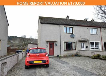 Thumbnail 3 bedroom end terrace house for sale in Hawthorn Drive, Inverness