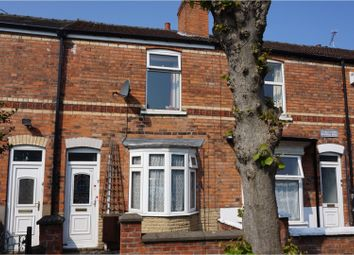 Thumbnail 3 bed terraced house for sale in Rectory Avenue, Gainsborough