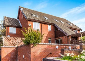 Thumbnail 2 bedroom flat for sale in Clifton Court, Hinckley