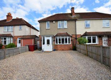 Thumbnail 4 bedroom semi-detached house for sale in Bramble Crescent, Tilehurst, Reading