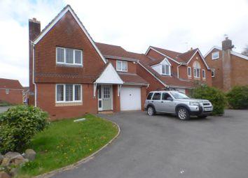 Thumbnail 4 bedroom property for sale in Llyn Tircoed, Penllergaer, Swansea