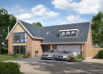 Thumbnail 5 bed detached house for sale in Chapel Green, Chapel Lane, Gorsley