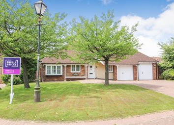 Thumbnail 3 bed detached bungalow for sale in Blaise Garden Village, Hartlepool