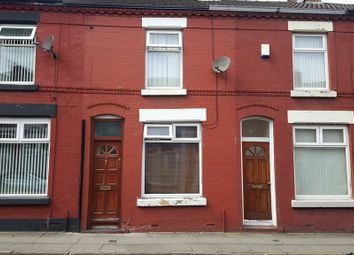 Thumbnail 2 bed terraced house for sale in Ronald Street, Old Swan, Liverpool