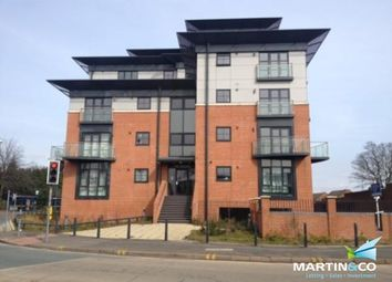 Thumbnail 2 bed flat to rent in The Heights, Walsall Road, West Bromwich