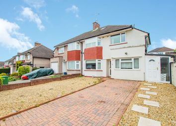 4 bed semi-detached house for sale in Ravenscourt Close, Cardiff, Glamorgan CF23