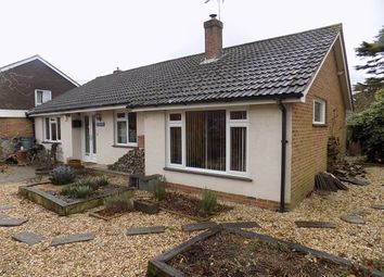 Thumbnail 1 bed detached bungalow for sale in Wildground Lane, Hythe