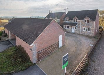 Thumbnail 5 bed detached house for sale in Aller, Langport