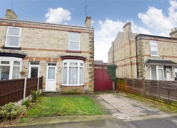 Thumbnail 2 bed property for sale in North Marsh Road, Gainsborough