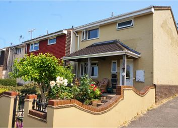 Thumbnail 3 bed end terrace house for sale in Halifax Close, Chatham