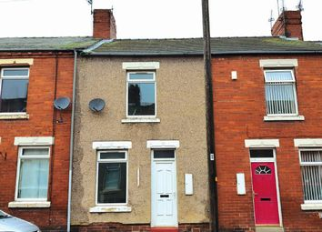 Thumbnail 3 bed terraced house for sale in Fourth Street, Blackhall Colliery, Hartlepool