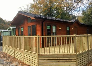 Thumbnail 2 bed mobile/park home for sale in Troutbeck 1, White Cross Bay, Windermere
