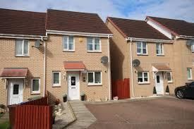 Thumbnail 2 bed terraced house to rent in Strachur Place, Glasgow