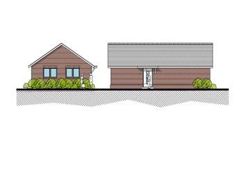 Thumbnail 2 bed detached bungalow for sale in Symes Road, Hamworthy, Poole