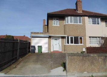 Thumbnail 3 bed terraced house to rent in Beacon Road, London