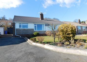 Thumbnail 2 bed semi-detached bungalow for sale in Stone Close, Ramsbottom, Bury, Lancashire