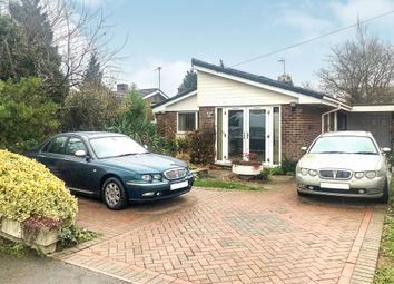 Thumbnail 2 bed detached bungalow for sale in The Ridings, Desborough, Kettering