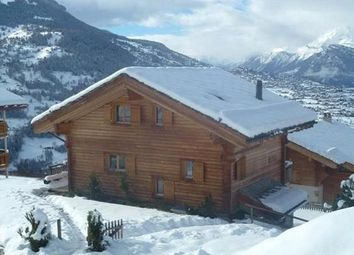 Thumbnail 5 bed detached house for sale in Veysonnaz, Switzerland
