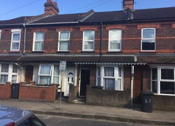 Thumbnail 3 bed terraced house to rent in Beech Road, Burry Park, Luton