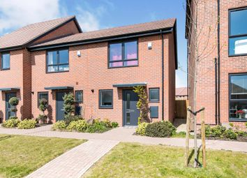 Thumbnail 2 bed end terrace house for sale in Europa Way, Ipswich