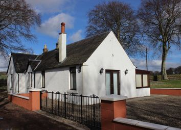 Thumbnail 3 bed detached house to rent in Broughton Road, Biggar