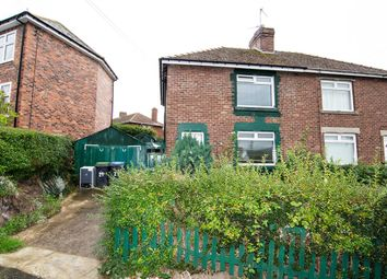 Thumbnail 3 bed semi-detached house for sale in Dixon Avenue, Consett, Ebchester
