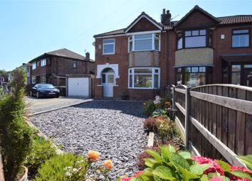 3 bed semi-detached house for sale in Rainow Avenue, Droylsden, Manchester M43