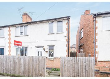 Thumbnail 3 bedroom semi-detached house for sale in St Andrews Road, Aylestone, Leicester