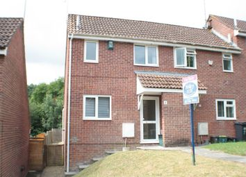 Thumbnail 1 bedroom end terrace house for sale in Malago Walk, Dundry, Bristol