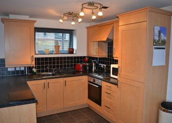 Thumbnail 1 bedroom flat for sale in Barleywood Drive, Manchester