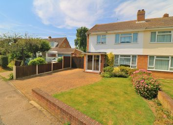 Thumbnail 3 bed semi-detached house for sale in St Marys Road, Great Bentley, Colchester