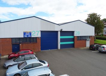 Thumbnail Industrial to let in Baillieston, Glasgow