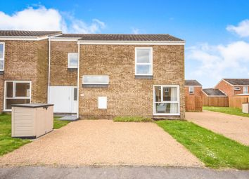 Thumbnail 3 bedroom terraced house for sale in Whitewood Walk, Raf Lakenheath, Brandon